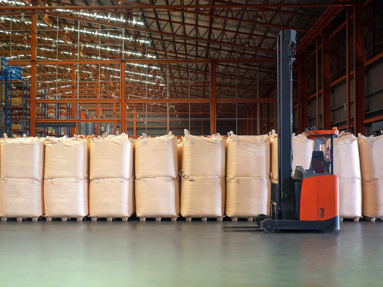 Warehouse bags