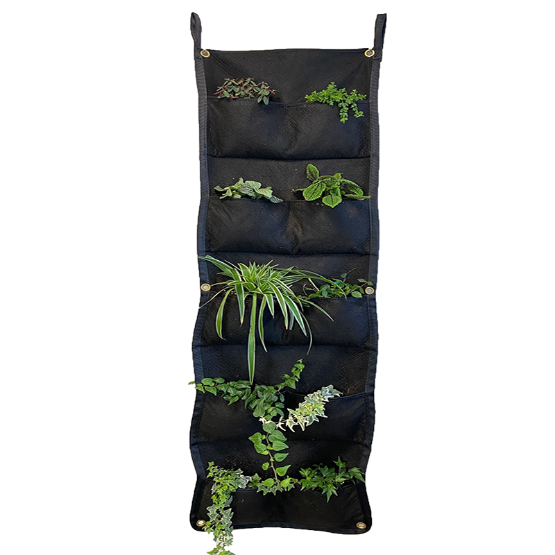 Prototype Living Wall System